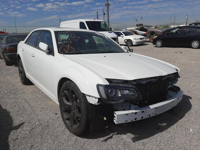 Salvage cars for sale from Copart Las Vegas, NV: 2021 Chrysler 300 S