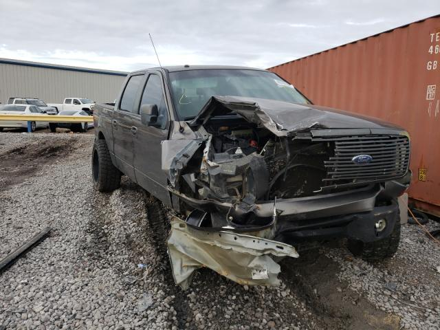 Salvage cars for sale from Copart Hueytown, AL: 2008 Ford F150 Super