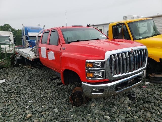 International CV515 salvage cars for sale: 2019 International CV515
