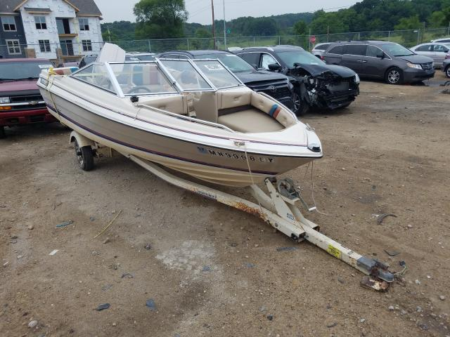 Salvage cars for sale from Copart Madison, WI: 1983 Bayliner Capri