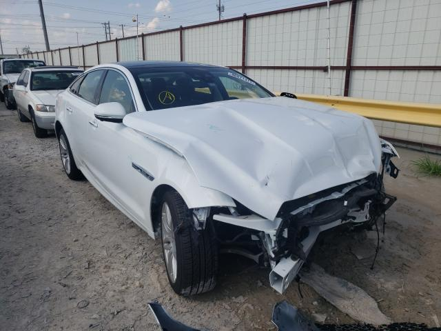 Jaguar Vehiculos salvage en venta: 2019 Jaguar XJ R-Sport