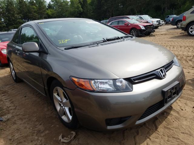 Honda Civic salvage cars for sale: 2008 Honda Civic