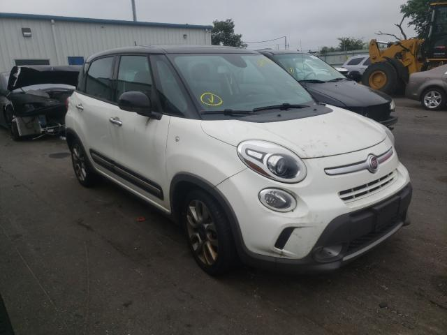 Fiat salvage cars for sale: 2014 Fiat 500L