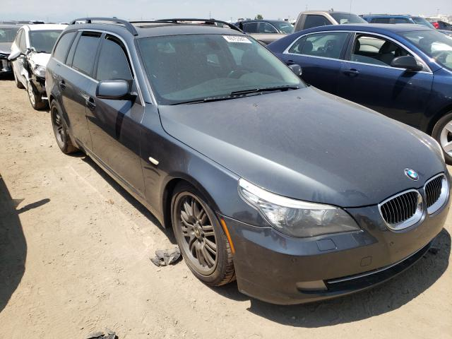 Salvage cars for sale from Copart Brighton, CO: 2008 BMW 535 XI