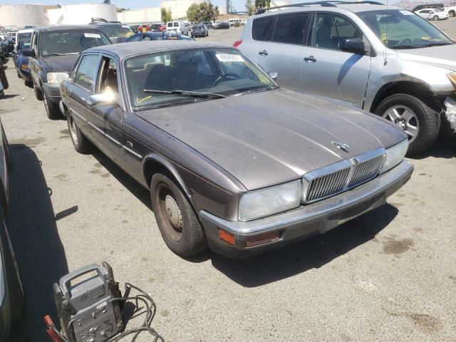 Salvage cars for sale from Copart Martinez, CA: 1990 Jaguar XJ6 Sovere