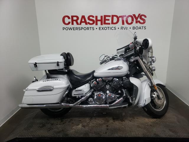 Salvage motorcycles for sale at Ham Lake, MN auction: 2006 Yamaha XVZ13 CT