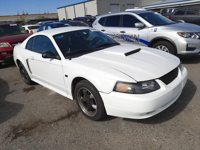 Salvage cars for sale from Copart Las Vegas, NV: 2002 Ford Mustang GT