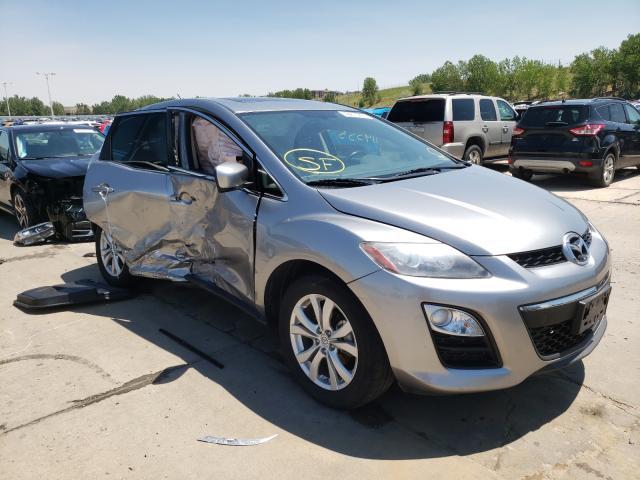 Mazda CX-7 salvage cars for sale: 2011 Mazda CX-7