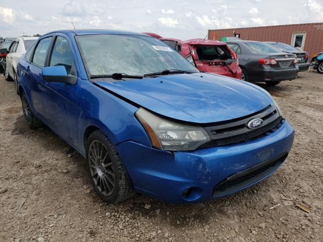 2011 FORD FOCUS SES 1FAHP3GNXBW113588