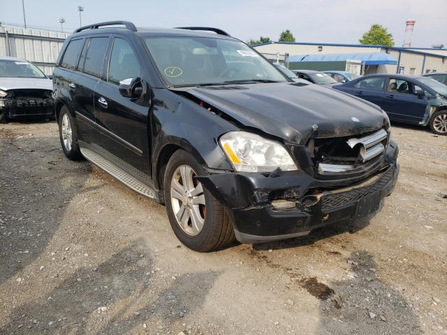 Salvage cars for sale at Finksburg, MD auction: 2009 Mercedes-Benz GL 450 4matic