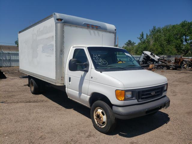 Salvage cars for sale from Copart Littleton, CO: 2005 Ford Econoline