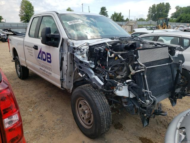 Salvage cars for sale from Copart Bridgeton, MO: 2020 Ford F250 Super