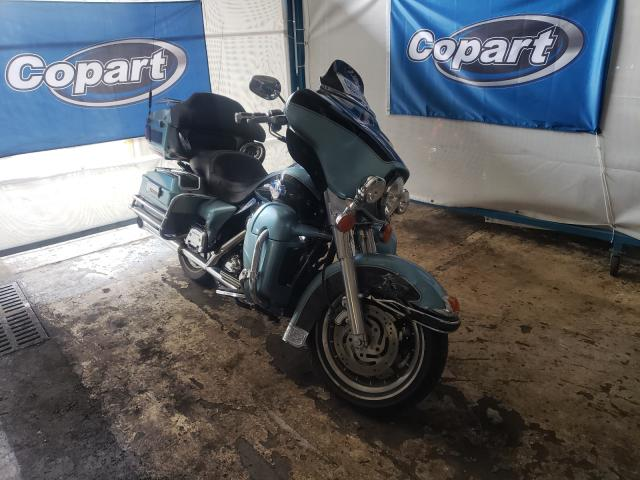 Salvage cars for sale from Copart Fort Wayne, IN: 2007 Harley-Davidson Flhtcui