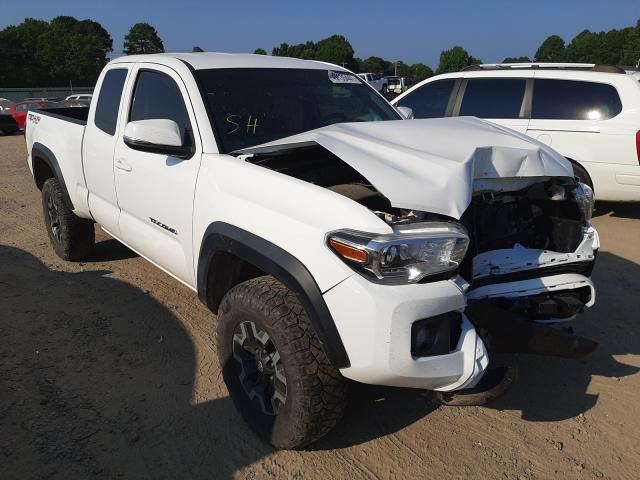 Salvage cars for sale from Copart Conway, AR: 2017 Toyota Tacoma ACC