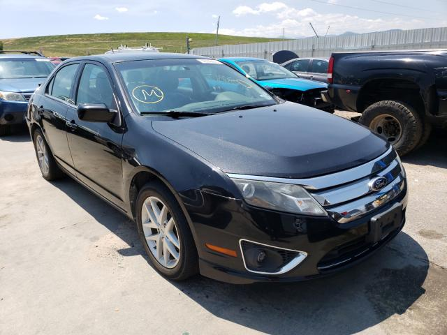 Salvage 2012 FORD FUSION - Small image. Lot 49048841
