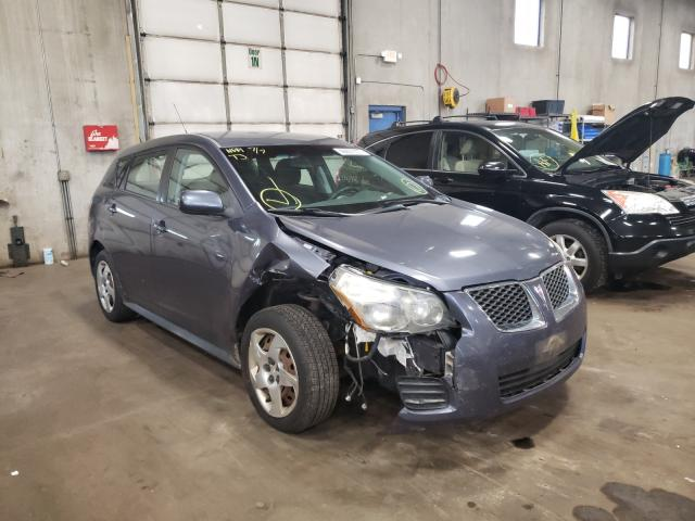 Salvage cars for sale from Copart Blaine, MN: 2009 Pontiac Vibe