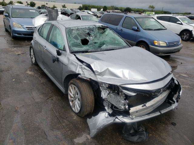 Salvage cars for sale from Copart Orlando, FL: 2020 Toyota Camry LE