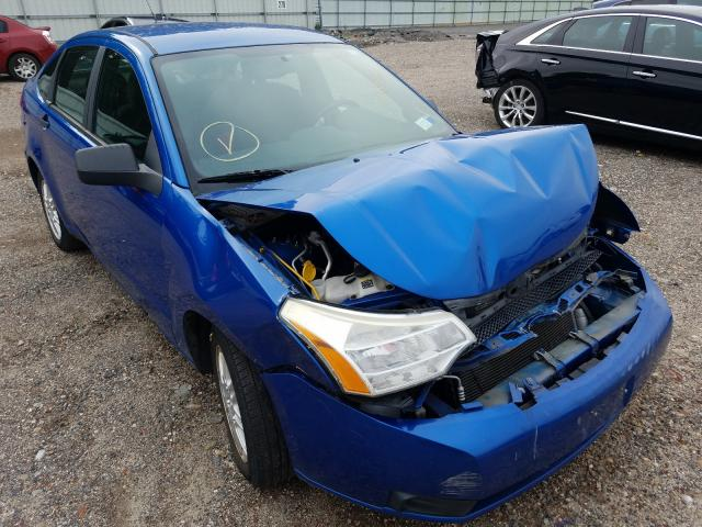 Salvage 2010 FORD FOCUS - Small image. Lot 46174961