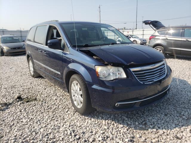 Vehiculos salvage en venta de Copart Alorton, IL: 2013 Chrysler Town & Country