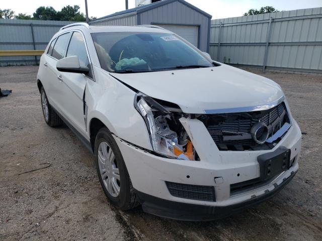 2012 Cadillac SRX Luxury en venta en Wichita, KS
