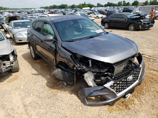Salvage cars for sale from Copart Bridgeton, MO: 2020 Hyundai Tucson SE