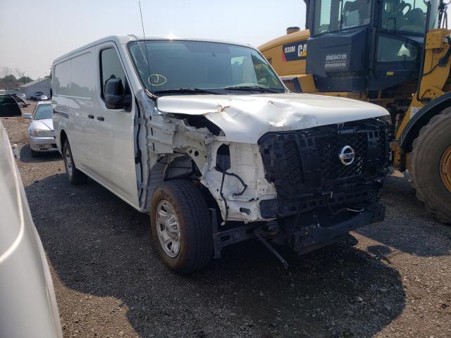Vehiculos salvage en venta de Copart Hillsborough, NJ: 2020 Nissan NV 1500 S