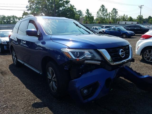 2018 Nissan Pathfinder en venta en New Britain, CT