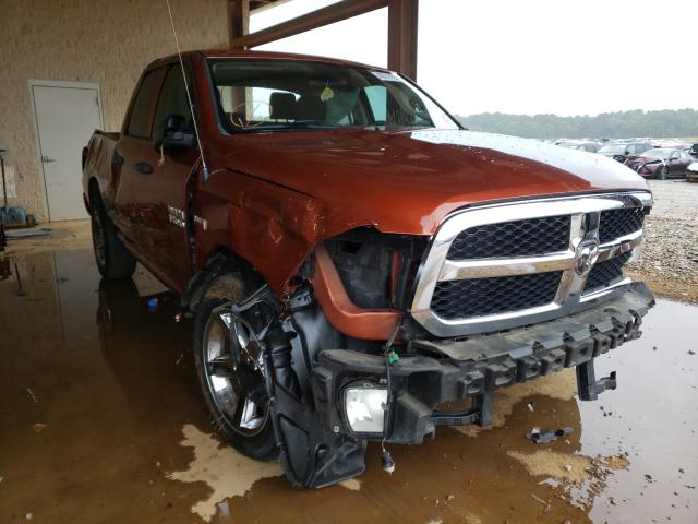 Salvage cars for sale from Copart Tanner, AL: 2013 Dodge RAM 1500 ST