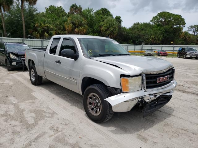 Salvage cars for sale from Copart Fort Pierce, FL: 2011 GMC Sierra C15