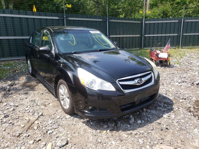Salvage cars for sale at Candia, NH auction: 2012 Subaru Legacy 2.5