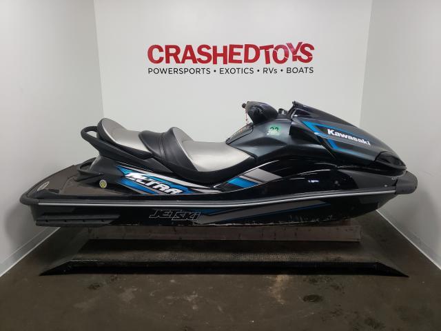 Salvage cars for sale from Copart Ham Lake, MN: 2019 Kawasaki Jetski