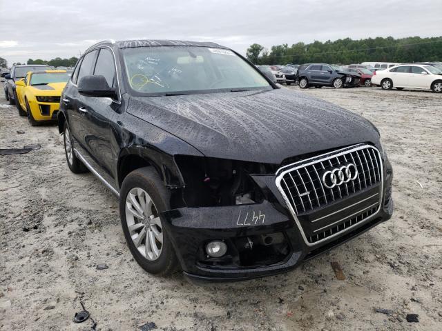 Audi Q5 Premium salvage cars for sale: 2016 Audi Q5 Premium
