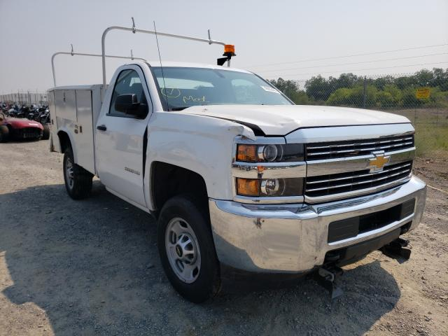 Salvage cars for sale from Copart Chambersburg, PA: 2015 Chevrolet Silverado