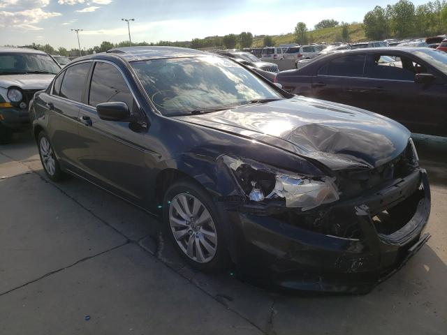 Honda salvage cars for sale: 2012 Honda Accord EX