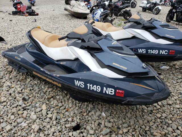 Salvage cars for sale from Copart Appleton, WI: 2011 Seadoo GTI SE