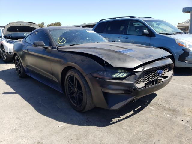 Salvage cars for sale from Copart Hayward, CA: 2019 Ford Mustang