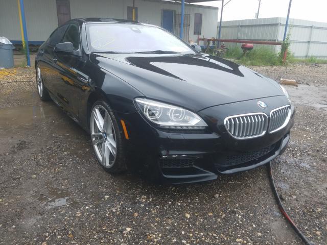 BMW 650 I Gran salvage cars for sale: 2015 BMW 650 I Gran