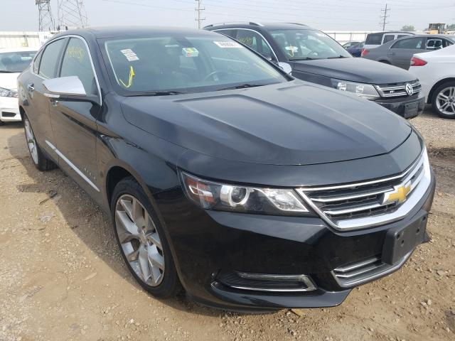 Salvage cars for sale from Copart Elgin, IL: 2020 Chevrolet Impala PRE