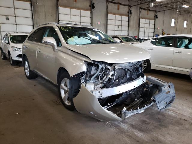 Lexus RX350 salvage cars for sale: 2013 Lexus RX350