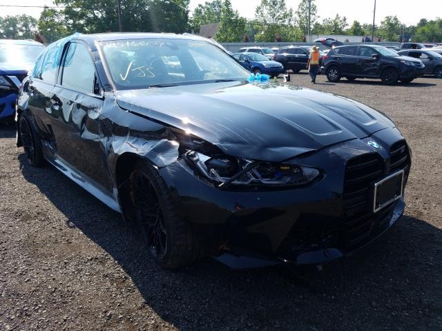 Vehiculos salvage en venta de Copart New Britain, CT: 2021 BMW M3 Competition