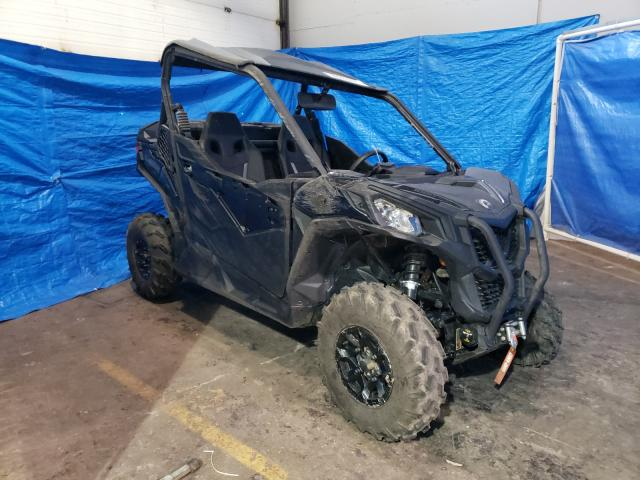 Salvage cars for sale from Copart Atlantic Canada Auction, NB: 2021 Can-Am Maverick T