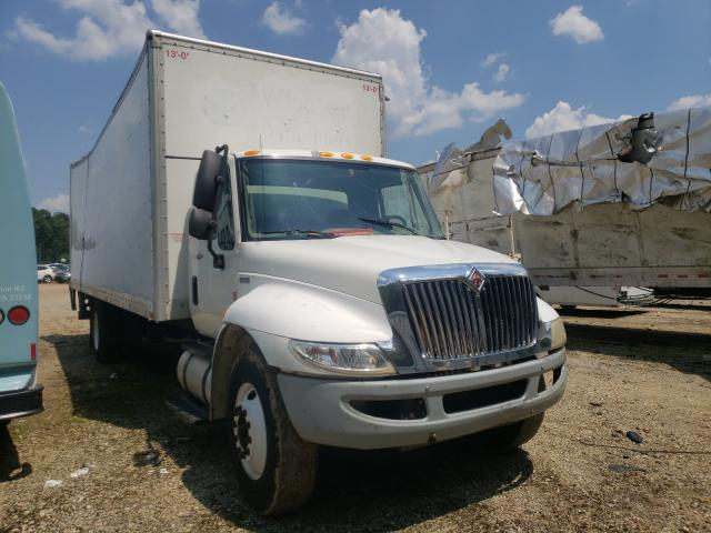 Salvage cars for sale from Copart Sandston, VA: 2014 International 4000 4300