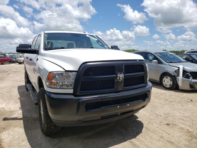 Salvage cars for sale from Copart Temple, TX: 2017 Dodge RAM 2500 ST