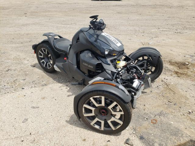 Salvage cars for sale from Copart Elgin, IL: 2021 Can-Am Ryker Rall
