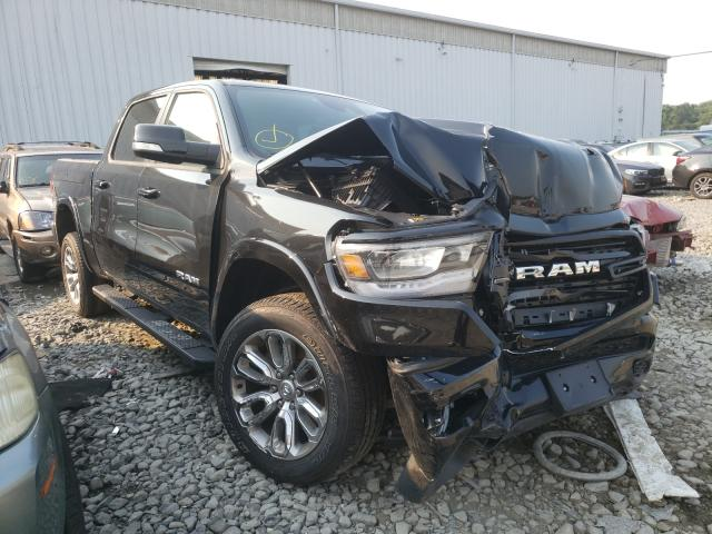 Salvage cars for sale from Copart York Haven, PA: 2021 Dodge 1500 Laram