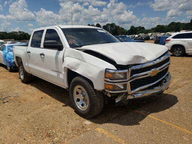 Salvage cars for sale from Copart Longview, TX: 2014 Chevrolet Silverado