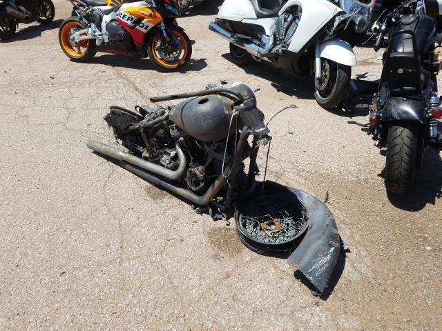 Salvage cars for sale from Copart Colorado Springs, CO: 2018 Harley-Davidson Flhcs Heri