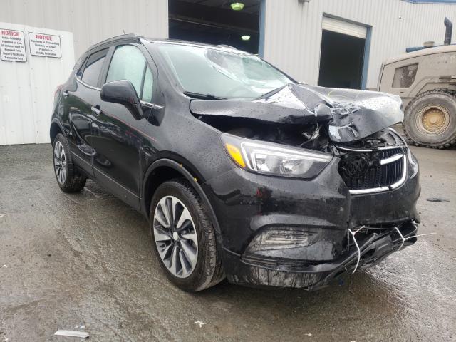 Buick Vehiculos salvage en venta: 2021 Buick Encore PRE