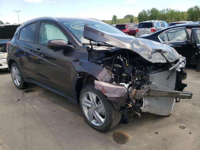 Honda salvage cars for sale: 2020 Honda HR-V EX