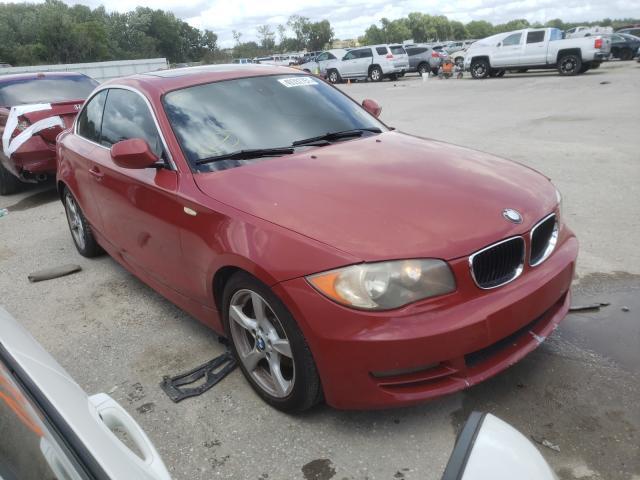 BMW 128 I salvage cars for sale: 2010 BMW 128 I